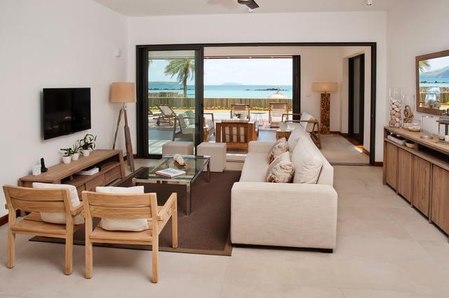 Villa Coralie TV