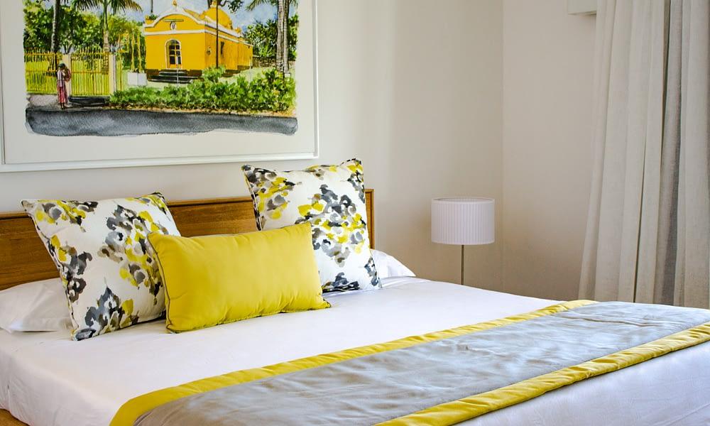MANTA apartment bedroom 3a