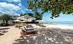 Manta Cove beach sea view