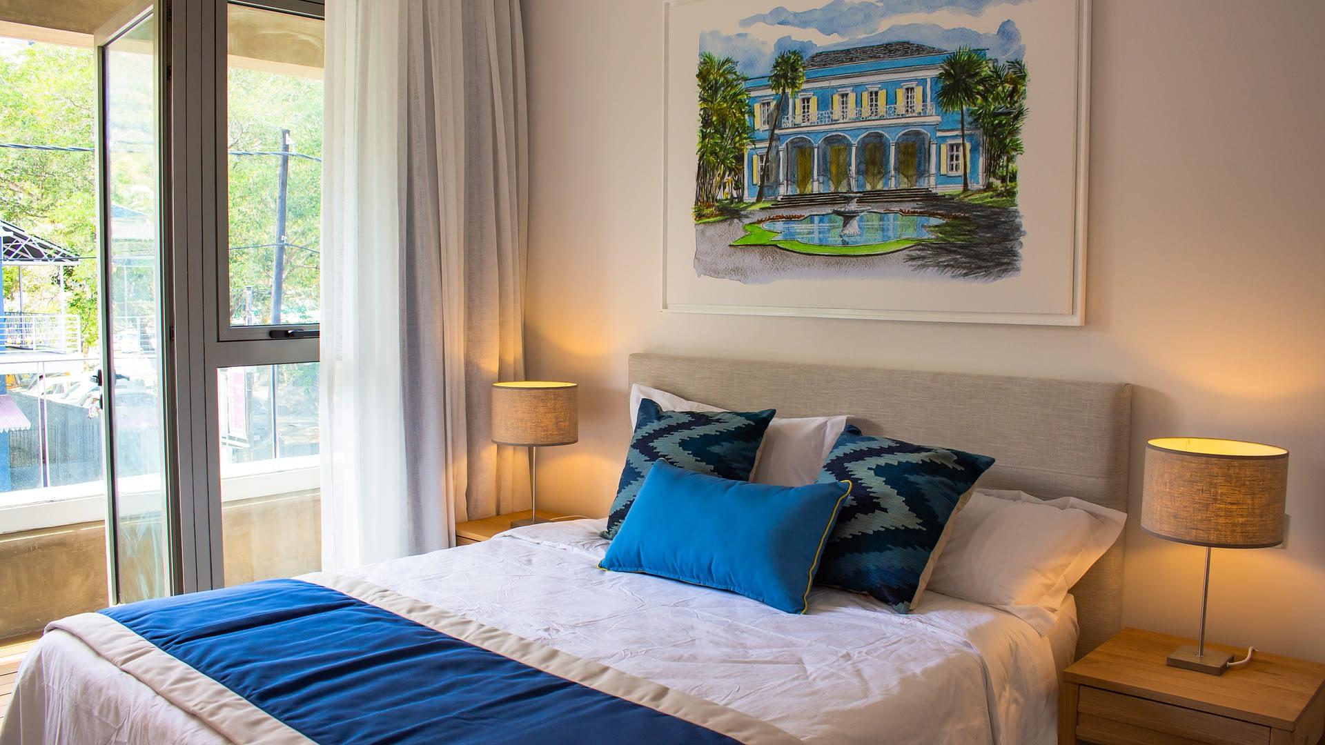 MANTA apartment bedroom 3