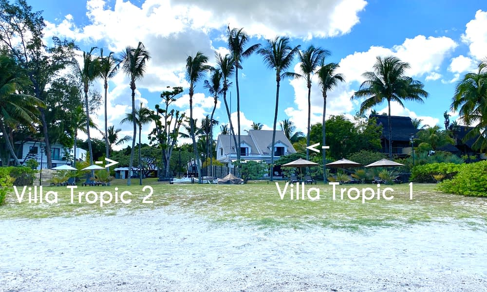 villa Tropic 1 and Villa Tropic 2
