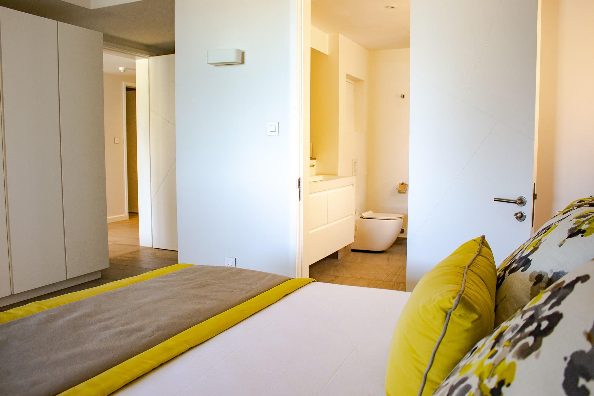 MANTA apartment bedroom 3b