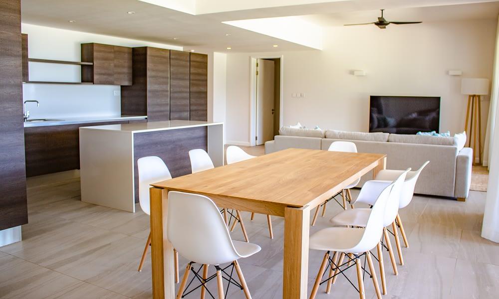 MANTA apartment open plan