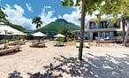 Manta Cove montain view villa
