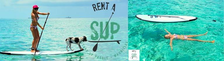 SUP rental Mauritius